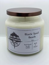 Load image into Gallery viewer, Black Sand Beach - Soy Candle