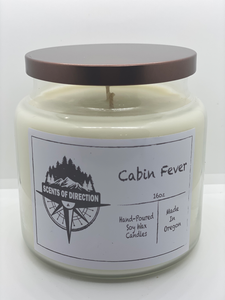 Cabin Fever - Soy Candle