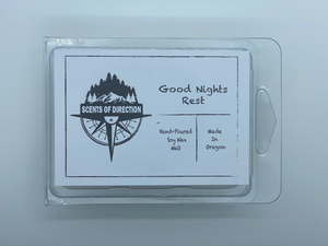 Good Night's Rest - Wax Melt