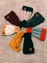 Load image into Gallery viewer, Pom Pom Beanies