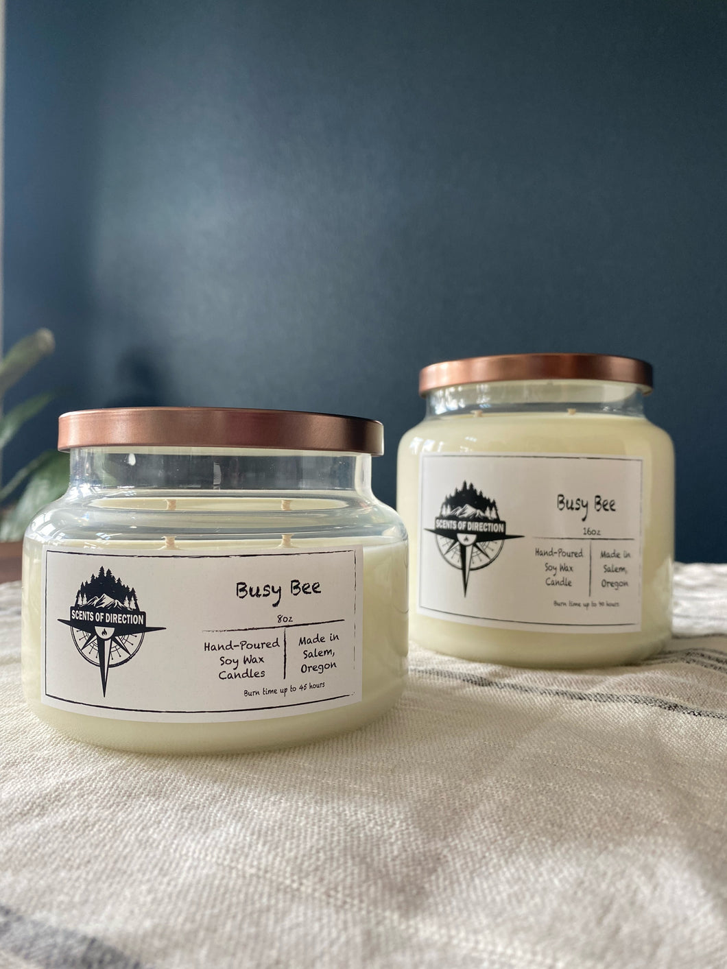 Busy Bee - Soy Candle