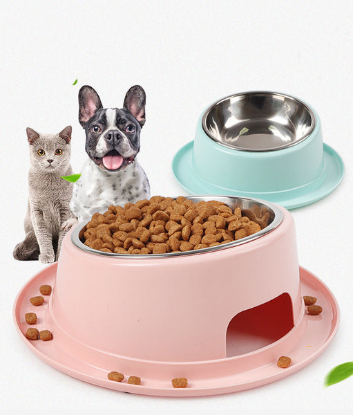 Inclined Pets Feeding Bowl