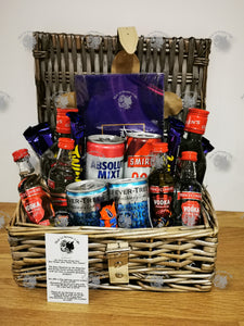 Gift Hamper - Luxury Vodka and Mixer Hamper