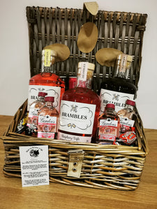 Luxury Gift Hamper - Pink Girly Gin Hamper