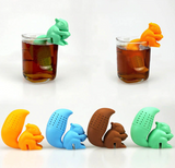Squirrel Tea Infuser Loose Leaf Strainer - The Zoo Brew