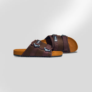 Kecak Brown Sandals Pria