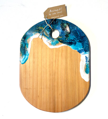 'Okiwi Bay' - Unique, handmade artworks by Leda Daniel Art Studio