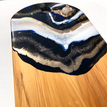 Load image into Gallery viewer, 'Mt Tongariro' - Serving Board - Unique, handmade artworks by Leda Daniel Art Studio