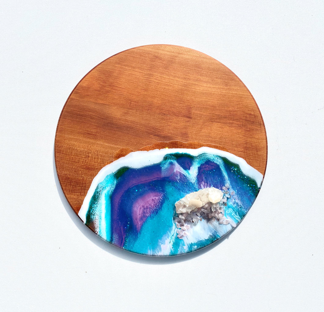 'Waiheke' - Unique, handmade artworks by Leda Daniel Art Studio