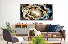Load image into Gallery viewer, 'Oasis' - Unique, handmade artworks by Leda Daniel Art Studio