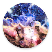 Load image into Gallery viewer, 'Meet Me Under The Stars' - Unique, handmade artworks by Leda Daniel Art Studio