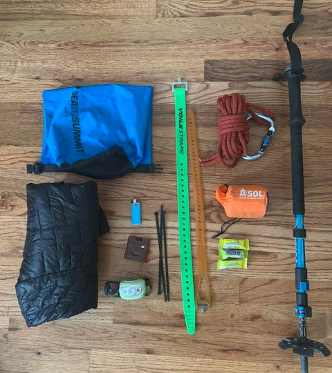 Pallas Snowboards DIY Budget Backcountry Medical Kit with Dani Young