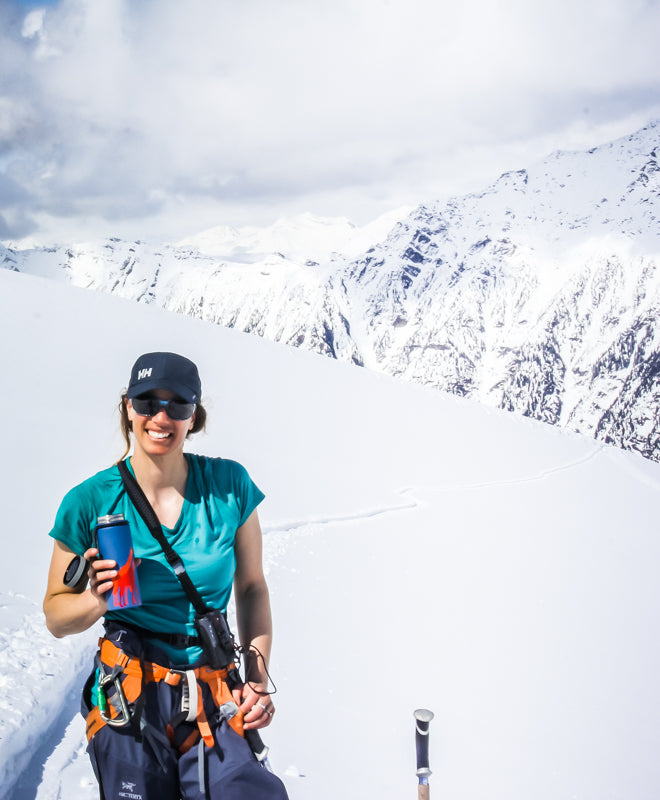 Stay hydrated on your backcountry and splitboard adventures