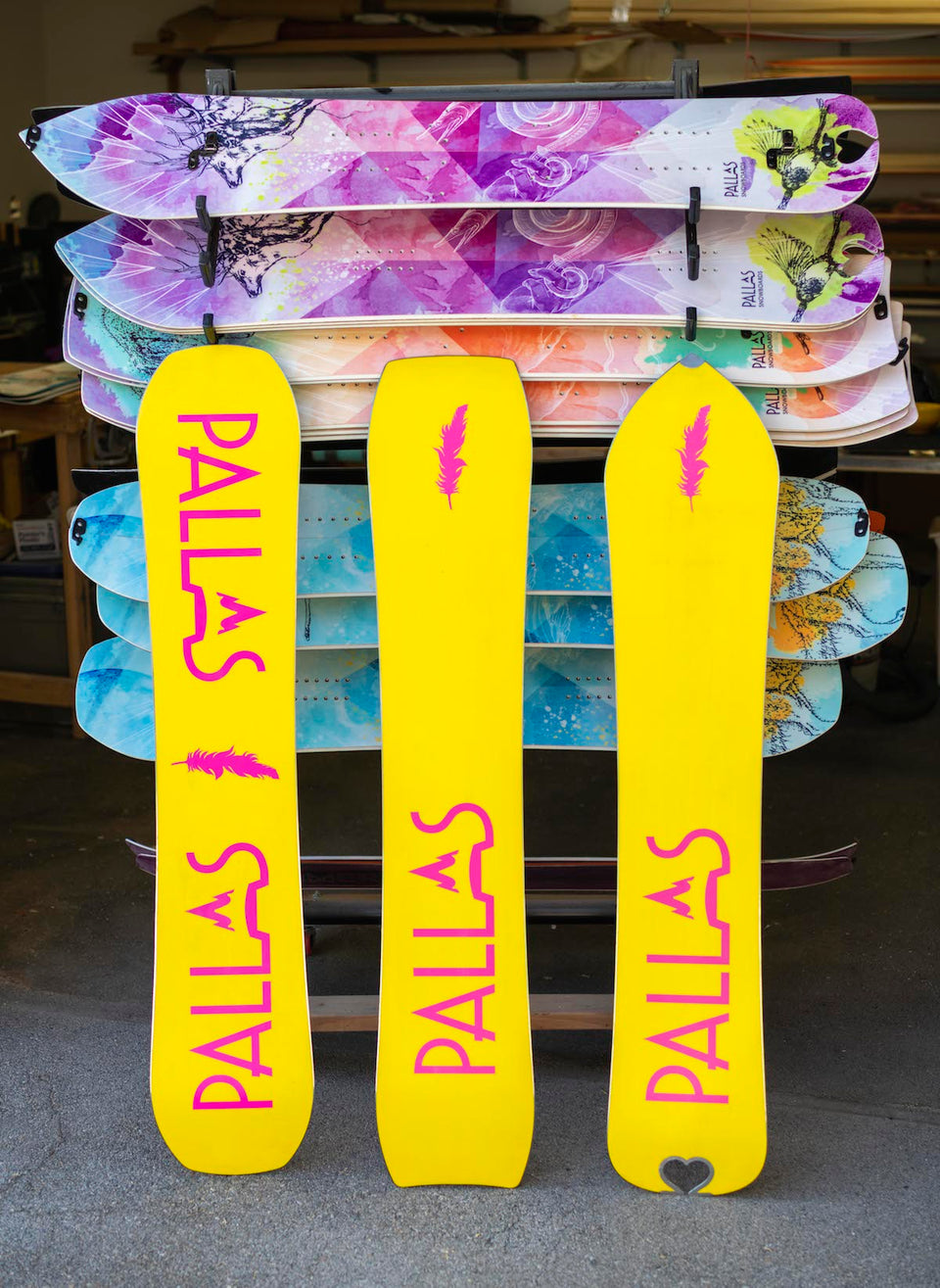 19-20 Pallas Demo Boards