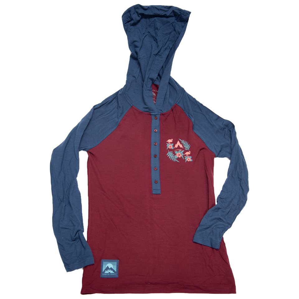 Pallas Snowboards Lux Hooded Base Layer