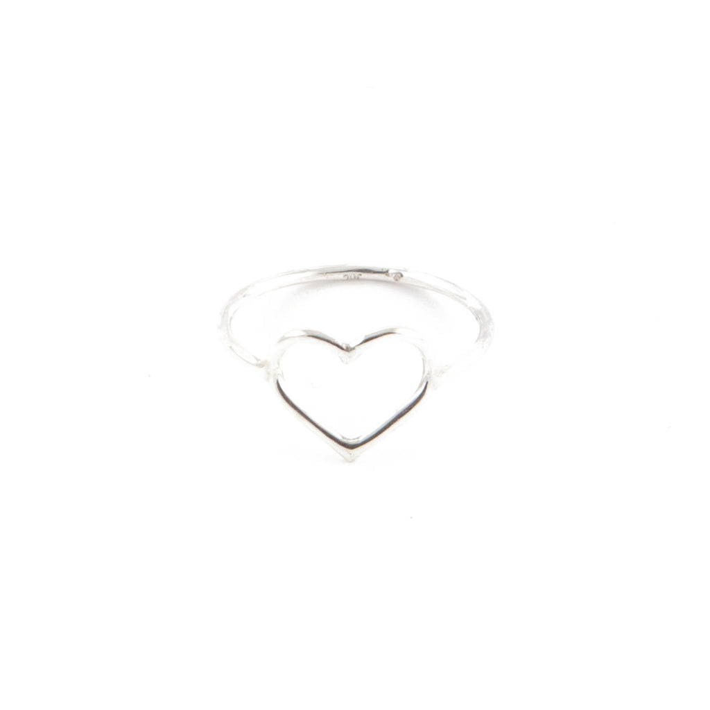 Bliss ring i sølv // Julie Carl Jewelry