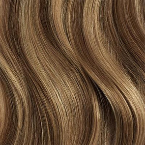 "20"" Chestnut Brown Highlights Ponytail - 20"" (120g)"