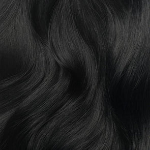 "20"" Jet Black Ponytail - 20"" (120g)"