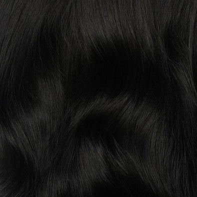 "20"" Off Black Ponytail - 20"" (120g)"