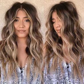 Latest summer fashion lace wig