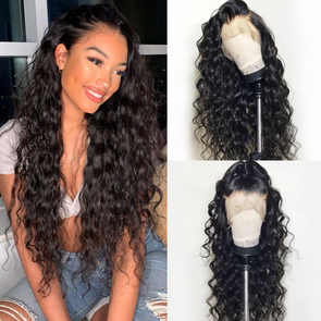 NEW Curly Black Long Wigs | Z03