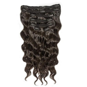 Indian Wavy Clips