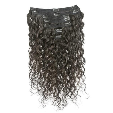 Indian Curly Clips