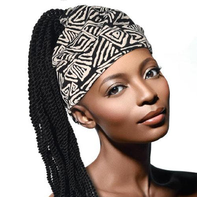 Creative Instant Wrap-Wig-AW103