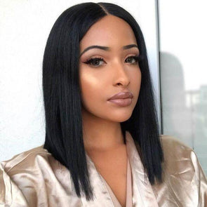 Brazilian Straight Lace Front Lace Hair Wigs