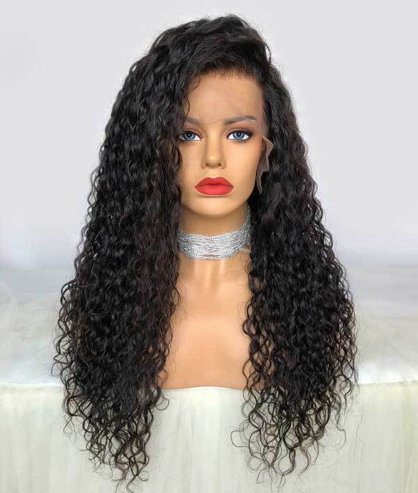 Deep Wave Lace Wigs—The Caribbean