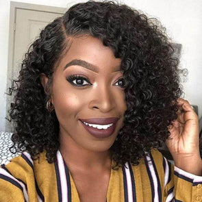 Glueless Lace Front Lace Hair Wigs 002