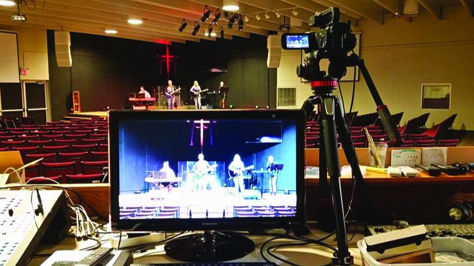 Church Live Stream SetUp Guide