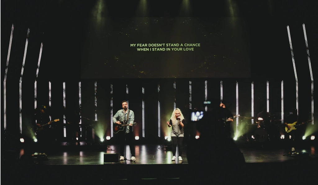 Church Stage Lighting Basics