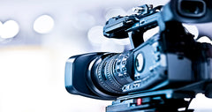 Professional Cameras for a Church Video Camera Package