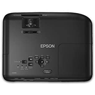 Image of Epson PowerLite 1286 Wireless WUXGA 3LCD Projector - Church Technology Superstore