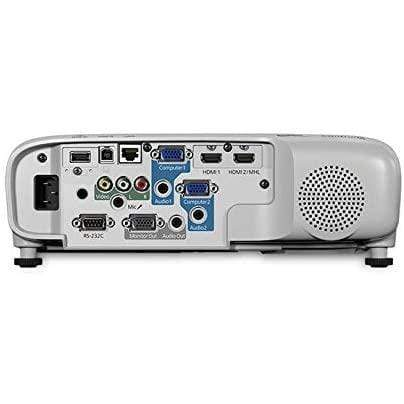 Image of Epson Powerlite 990U 3800 Lumens Projector - Church Technology Superstore