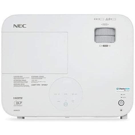 NEC 4000 Lumen Portable Projector - NPME402X - Church Technology Superstore