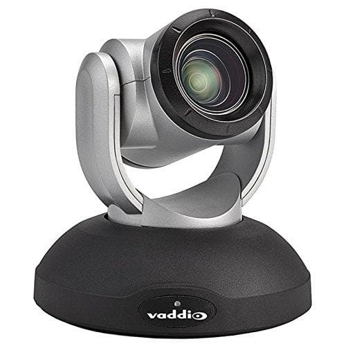 Vaddio RoboSHOT 20 UHD, 4K PTZ Camera, Black - Church Technology Superstore