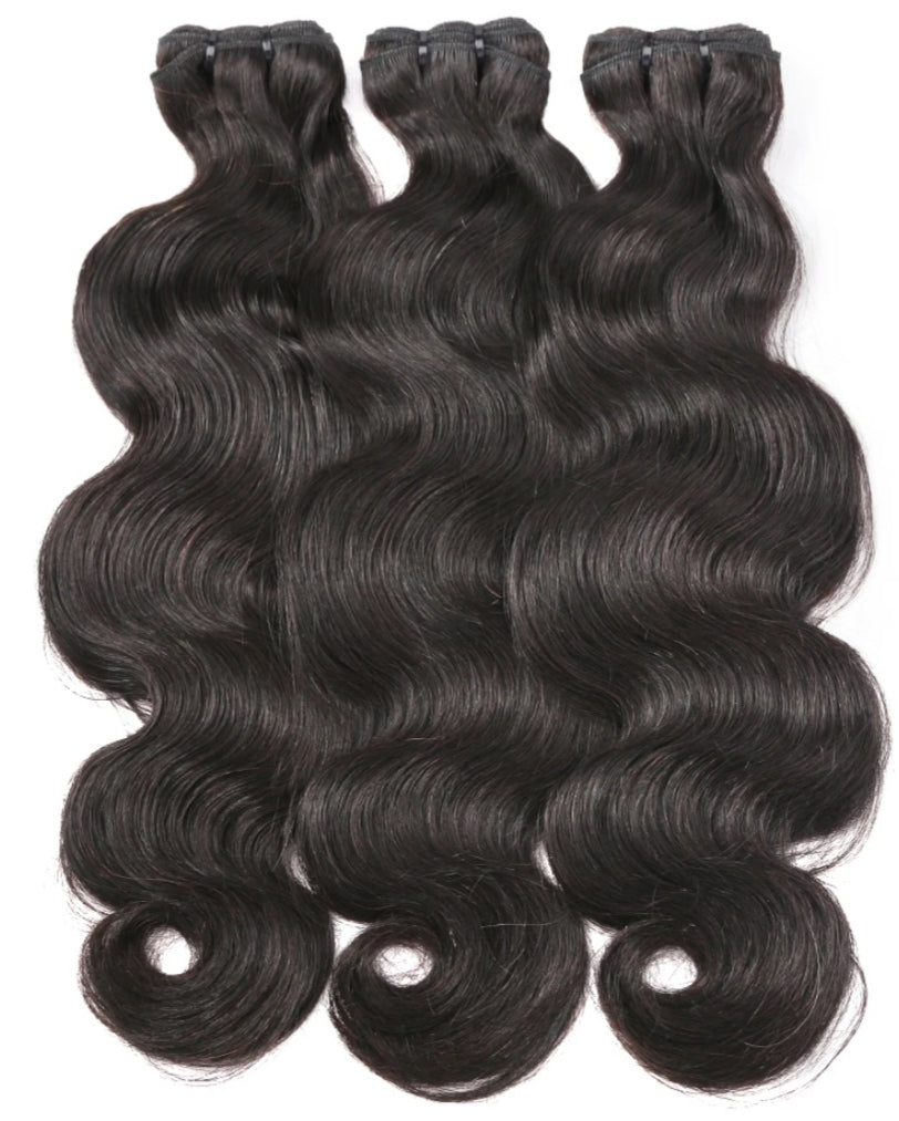 MINK BODY WAVE BUNDLE