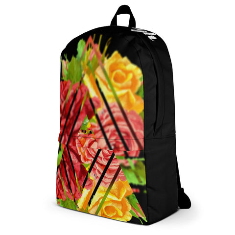 Floral Game Backpack