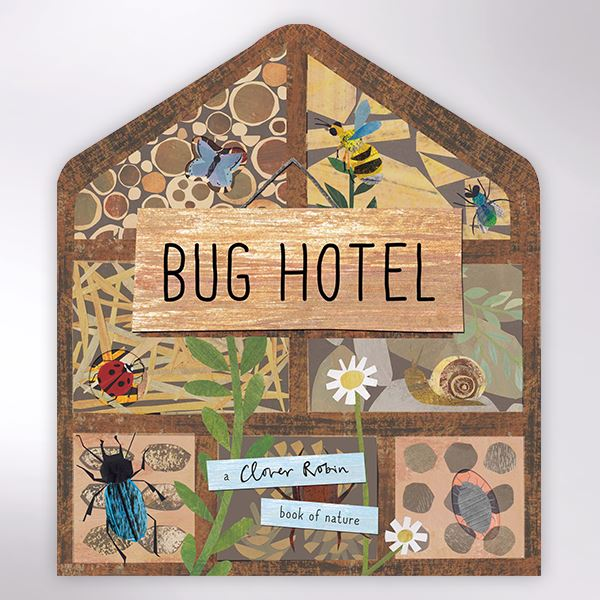 Bug Hotel information book at Little Sprout