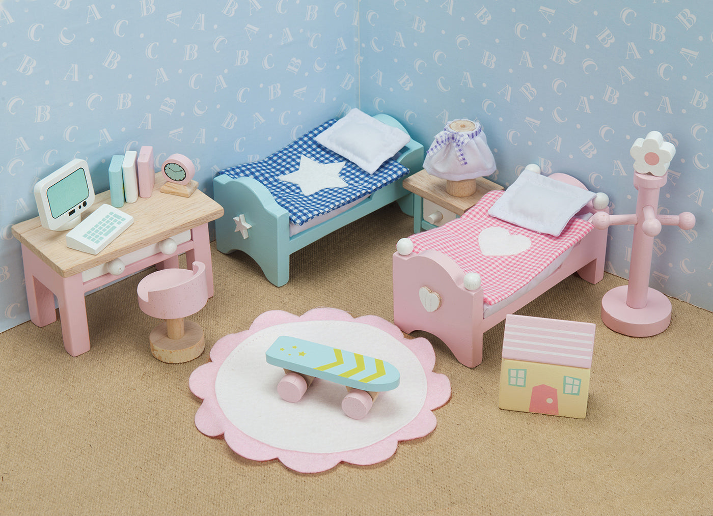 Le Toy Van - Daisylane Childs Bedroom