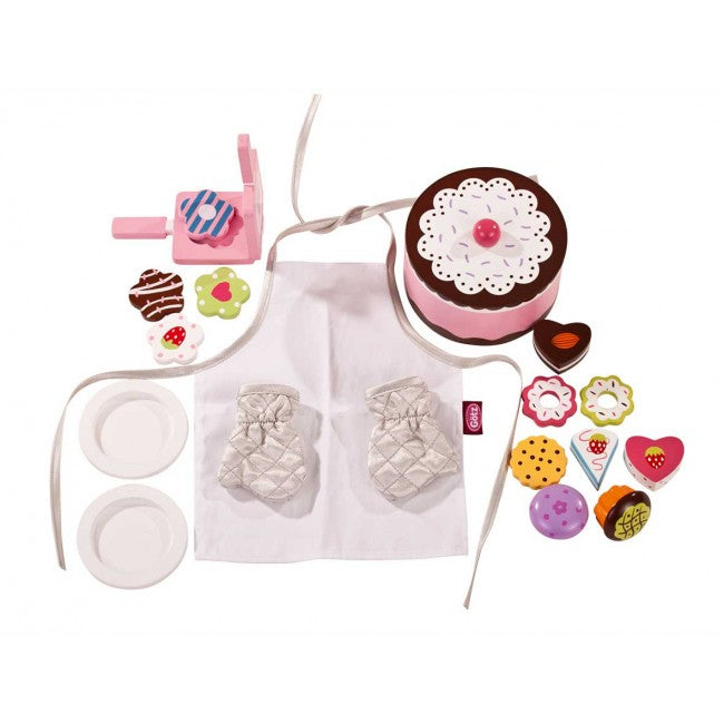 Gotz - Birthday Bakery Set