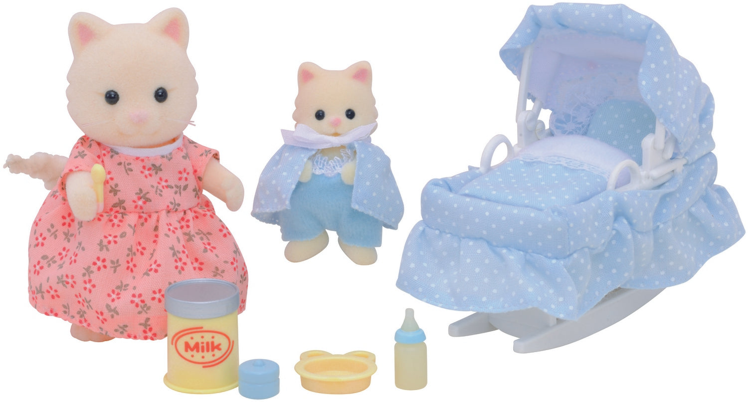 Sylvanian Families 4333 The New Arrival available at Little Sprout