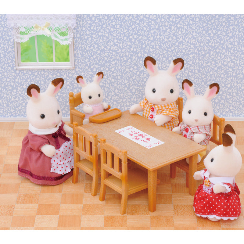 Sylvanian Families 4506 - Family Table Set available at Little Sprout