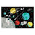 Mudpuppy - Outer Space Glow In The Dark Puzzle 100 Pc