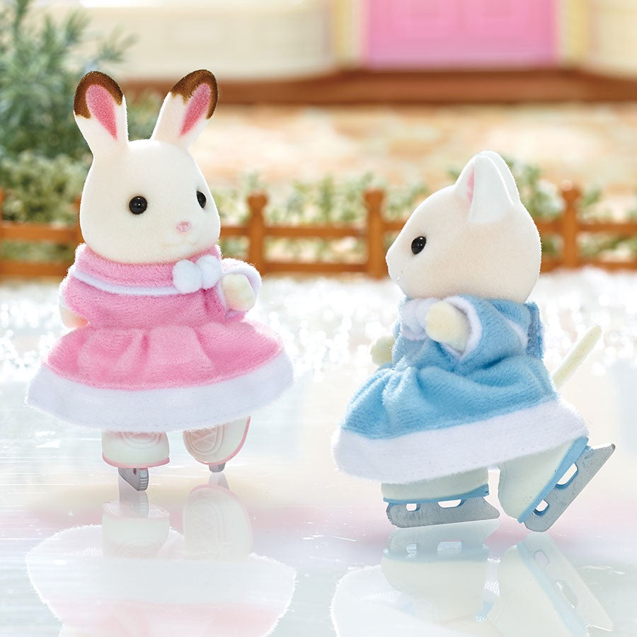 Sylvanian Families 5258 Ice Skating Set available at Little Sprout