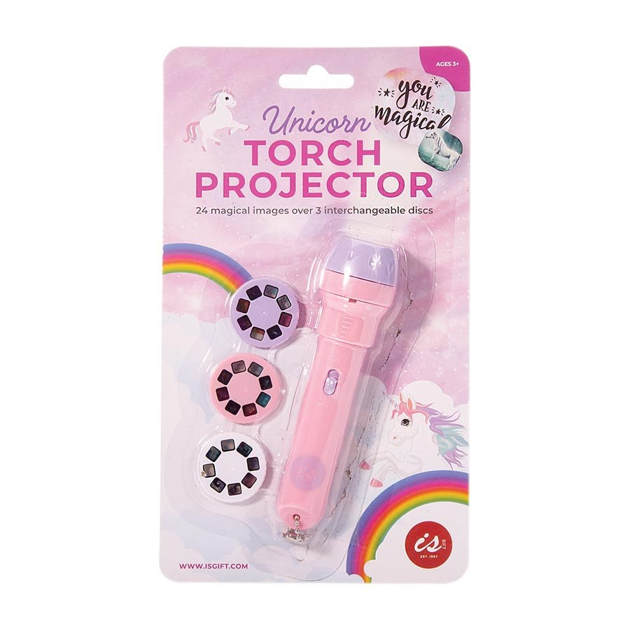 Unicorn Torch Projector for kids