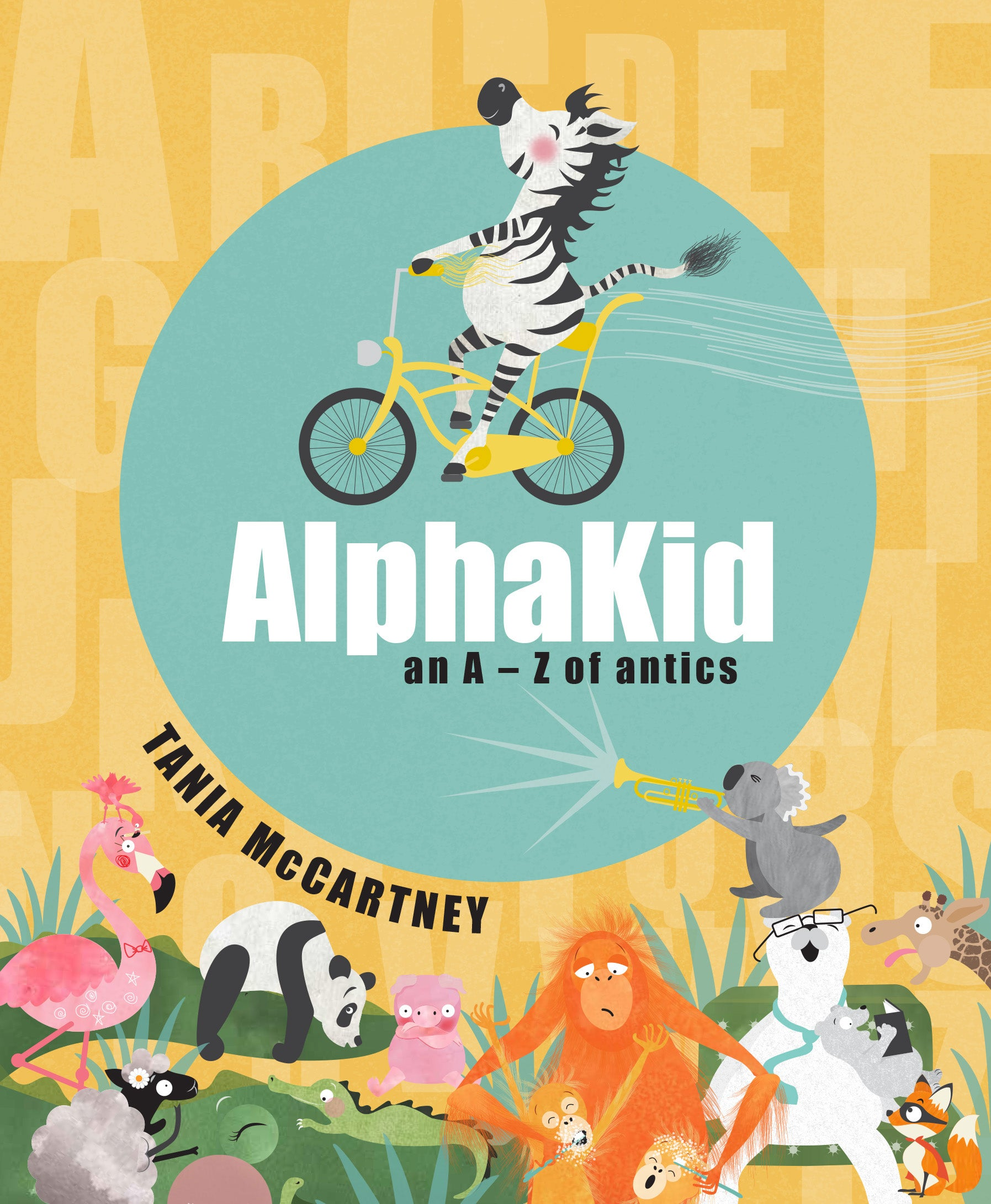 AlphaKid by Tania McCartney