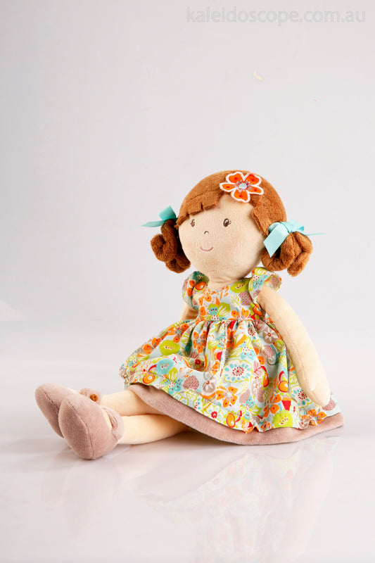 Bonikka Summer Flower Kid Soft Doll